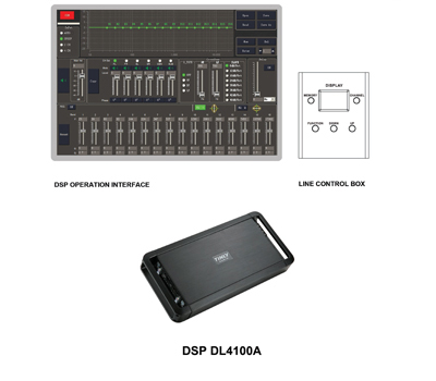 DSP DL450A